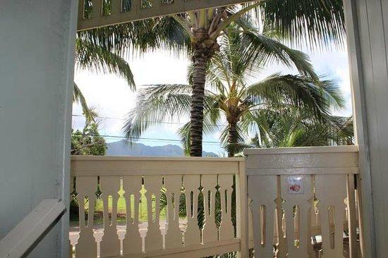 Kauai Palms Hotel: Stairwell