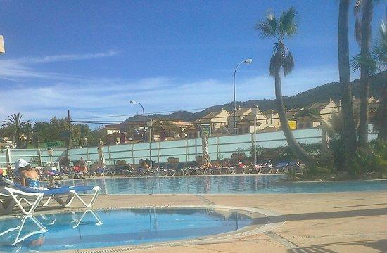 Hotel Levante Club & Spa : zona piscina