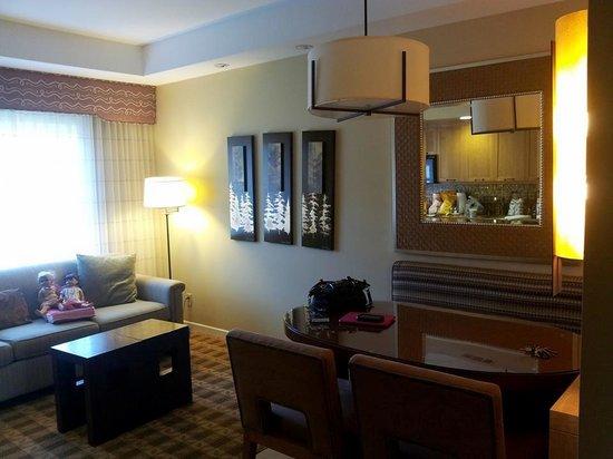 Welk Resort San Diego: Nice Breakfast area