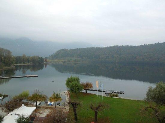 Parc Hotel Du Lac: Vista dalla stanza