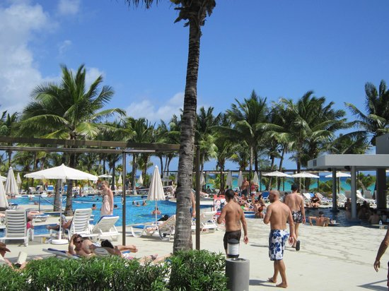 Yucatan Pool Picture Of Clubhotel Riu Tequila Playa Del