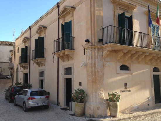 Hotel Novecento : Beautiful old house