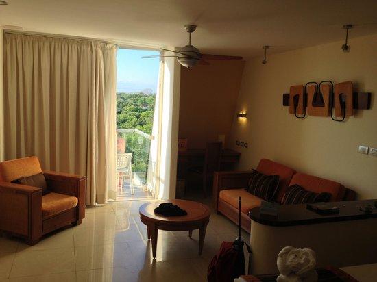 Grand Sirenis Riviera Maya Resort & Spa : Room 2048 near the cajun restaurant