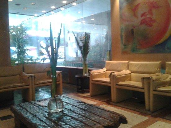 Bauen Suite Hotel : La sala de espera del hotel