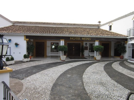 TRH Mijas : Hotel enterance