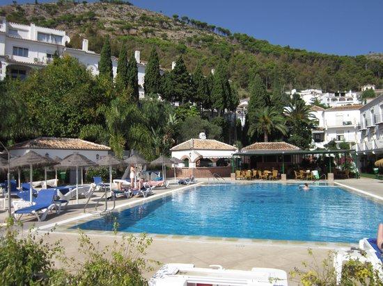 TRH Mijas: Hotel pool