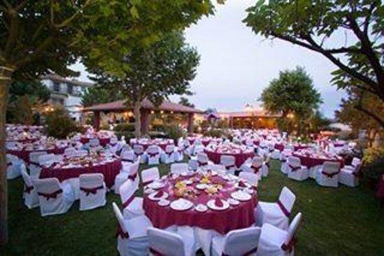 Hotel Zodiaco : Celebración de la boda de una amiga!