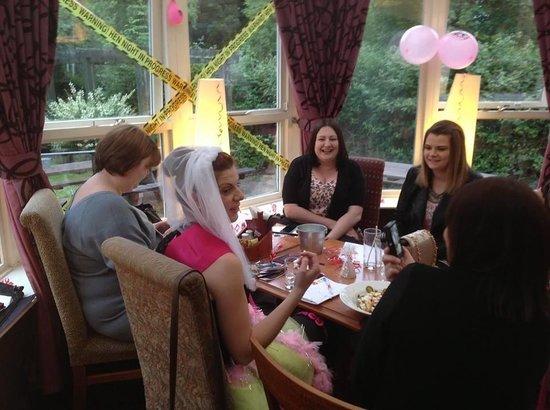 The Village Inn: Hen Party