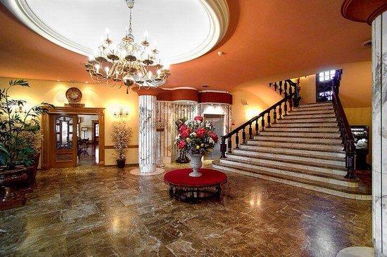 Hotel Zodiaco : Hall del hotel