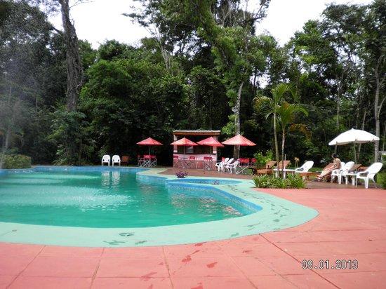 Sol Cataratas Hotel: Pile