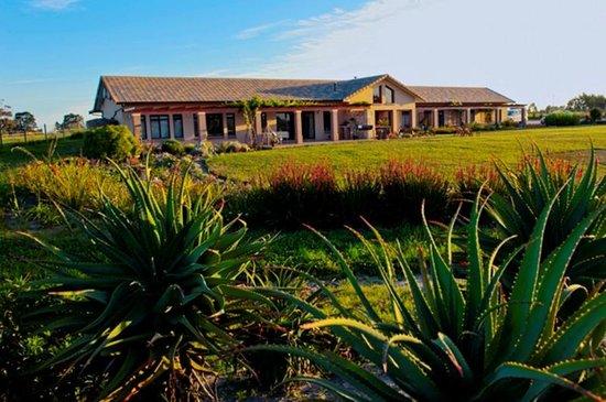 Inn Victori : 1 ha indigenous garden