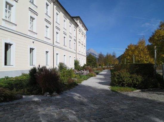 Hotel Spirodom: Distel Stiftsgarten