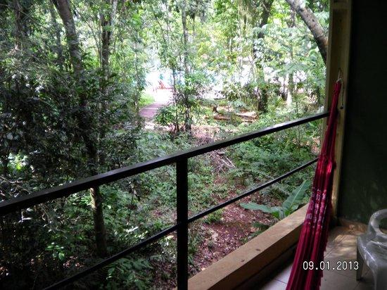 Sol Cataratas Hotel: Vista desde el balcon de la habitacion