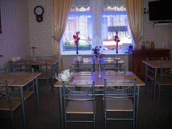 The Croft: Dinning Room