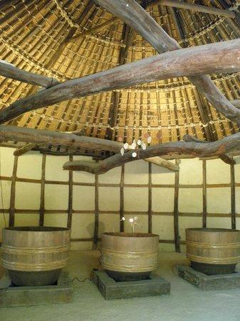 Shikoku Mura Village: Sugar cane processing building