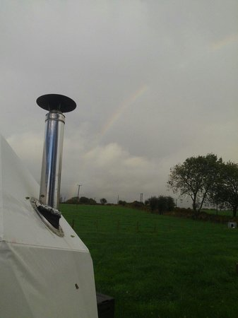 Away From It All: The pot at the end of the rainbow!