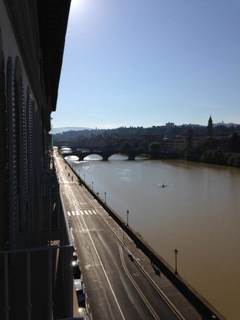 The St. Regis Florence : View from room