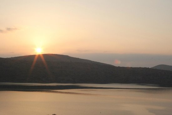 Domes of Elounda, Autograph Collection: Our last morning-watching the sunrise