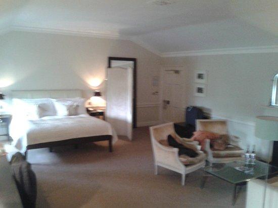 Carton House Hotel & Golf Club: Suite