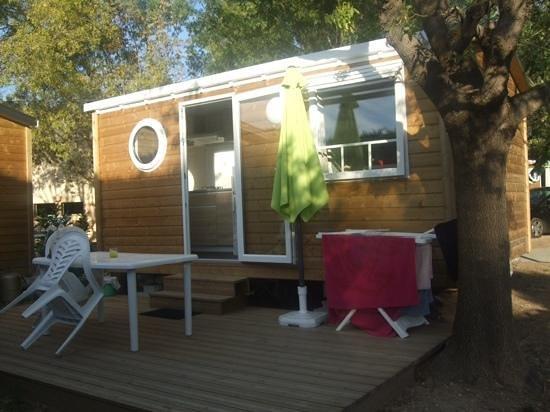 Camping Cote Mer: lodge