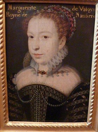 Chateau de Chantilly: tableau