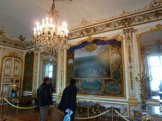 Chateau de Chantilly: salle