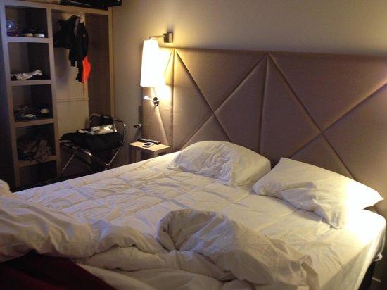 Timhotel Paris XVII Bd Berthier : Camera da letto