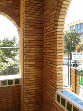 Hotel Mio Cid: Detalle
