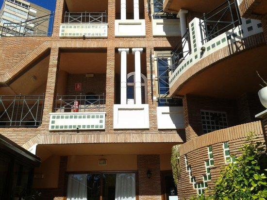 Hotel Mio Cid: Detalle hotel