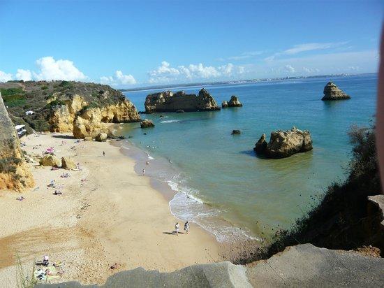 AquaLuz Suite Hotel : Local Praia donna Ana beach.