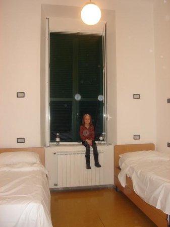 Hostel Cinque Terre : Our room