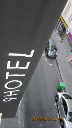 9HOTEL OPERA: esterno
