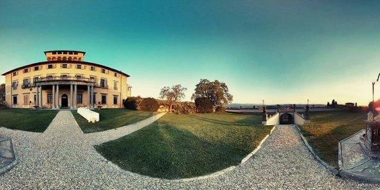 Fattoria Di Maiano : La villa 360°