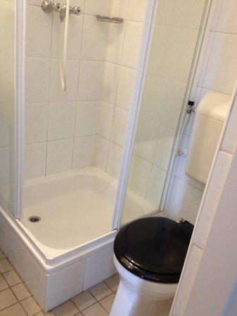 Hotel La Boheme: bagno