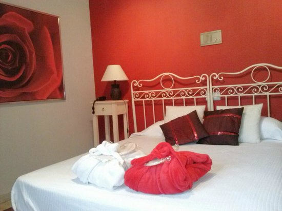 Hotel Algete: Habitación
