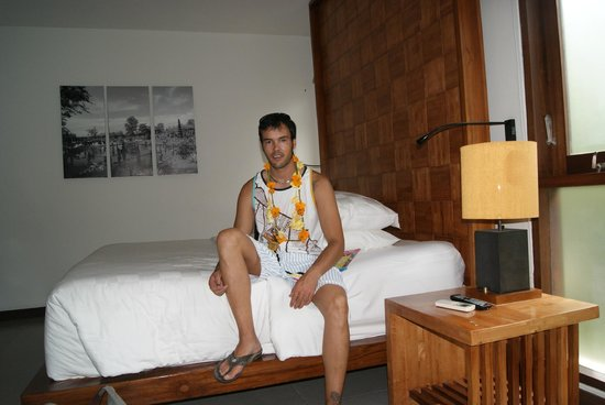 Rama Candidasa Resort & Spa: habitación