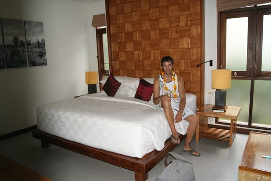 Rama Candidasa Resort & Spa: junior suite