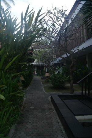 Rama Candidasa Resort & Spa: entorno
