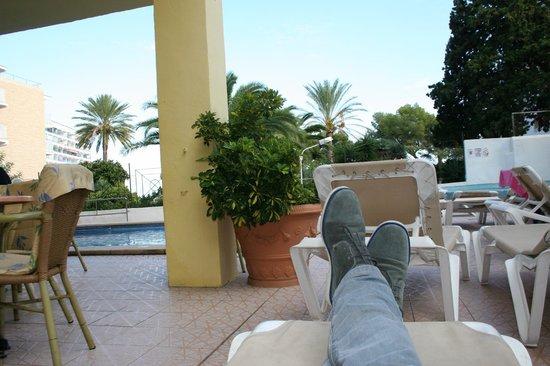 Hotel Tropico Playa: Piscina