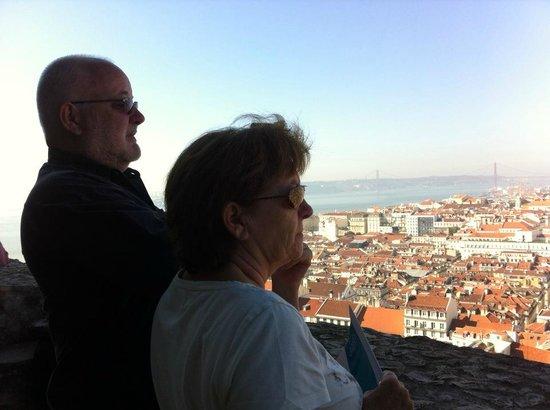 Diversity Tours: St George's Castle