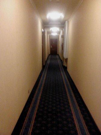 BEST WESTERN Hotel Mondial: Corridoio