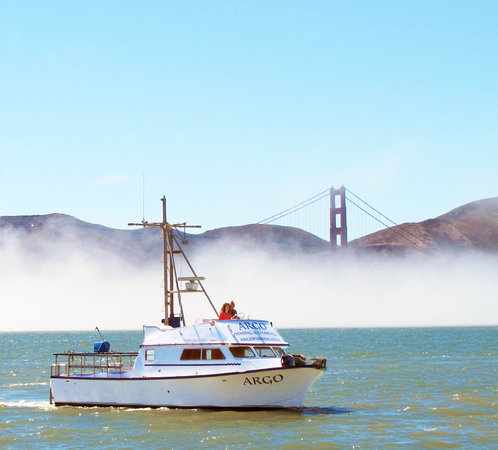The top 10 things to do near fisherman 39 s wharf san francisco for Charter fishing san francisco
