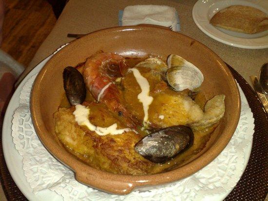 Barca d'Or : Первое блюдо