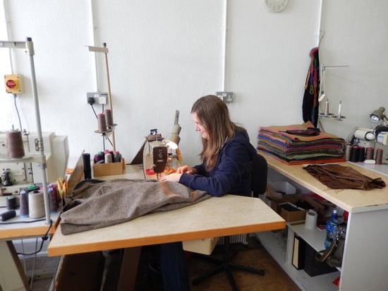 Studio Donegal: Go early to see the Seamstress