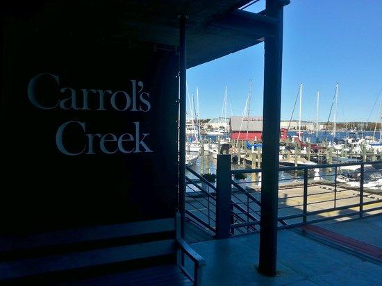 Carrol's Creek: Beautiful setting
