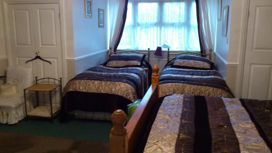 Collingwood Guest House: part of my room