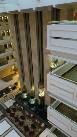 Sheraton Guilin Hotel: Ascensores