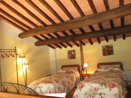 Buonriposo: bedroom