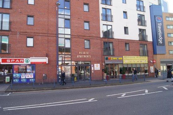 Premier Apartments Birmingham (England) - Hotel Reviews ...