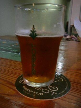 Barbot - Brew Pub: Burton Bitter